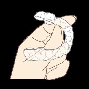 顎関節症のマウスピース