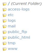 PHP を変更するファイル
