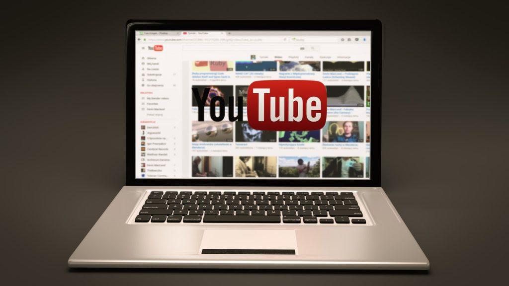 YouTubeの再生回数や収益
