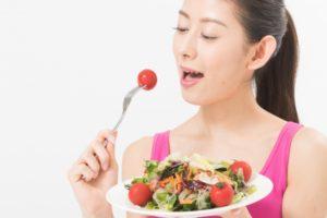 生野菜の摂取が健康に良い