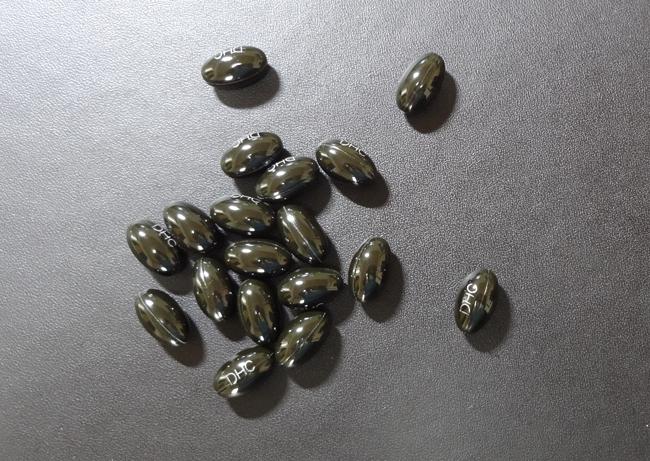 バレリアンのサプリメントの粒の大きさ