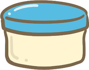 ホクロを除去するクリーム