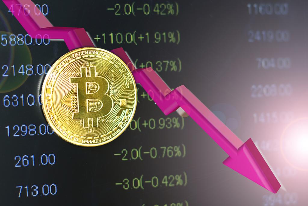 仮想通貨やビットコイン、アルトコインの暴落投資法