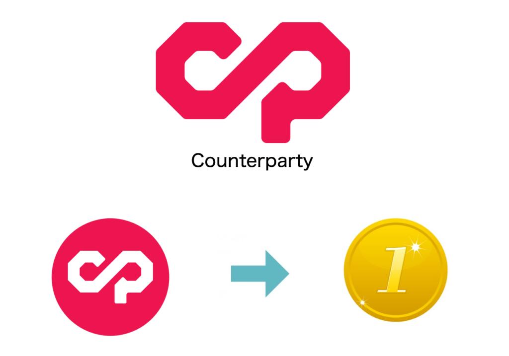 XCP(カウンターパーティー)で独自トークンの作成方法
