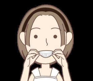 顎関節症のマウスピース治療法