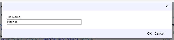 ファイルの名前を決める