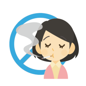 煙草を禁煙できない原因