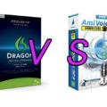 ドラゴンスピーチ11とAmiVoice SP2を徹底価格比較して性能評価